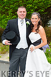 Karen Sterritt, Limerick, daughter of Pat and Maure Sterritt, and Thomas Kerwin, Limerick, son of Mark and Joan Kerwin were married at a civil service at the Earl of Desmond Hotel by Mary T O'Shea on Friday 15th May 2015 with a reception after