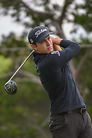 Patrick Cantlay (USA) watches his tee shot on 2 during day 3 of the WGC Dell Match Play, at the Austin Country Club, Austin, Texas, USA. 3/29/2019.<br /> Picture: Golffile | Ken Murray<br /> <br /> <br /> All photo usage must carry mandatory copyright credit (© Golffile | Ken Murray)