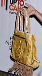 Handbag to be auctioned at the launch of Camila Alves' Handbag Collection MUXO at Kitson Studio on August 7, 2008 in Los Angeles, California.