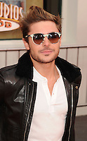 LOS ANGELES, CA - FEBRUARY 19: Zac Efron arrives at the 'Dr. Suess' The Lorax' Los Angeles premiere at Universal Studios Hollywood on February 19, 2012 in Universal City, California.