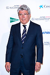 Enrique Cerezo president of Atletico de Madrid attends 60th Anniversary of Europa Pressin Madrid, May 30, 2017. Spain.. (ALTERPHOTOS/Rodrigo Jimenez)