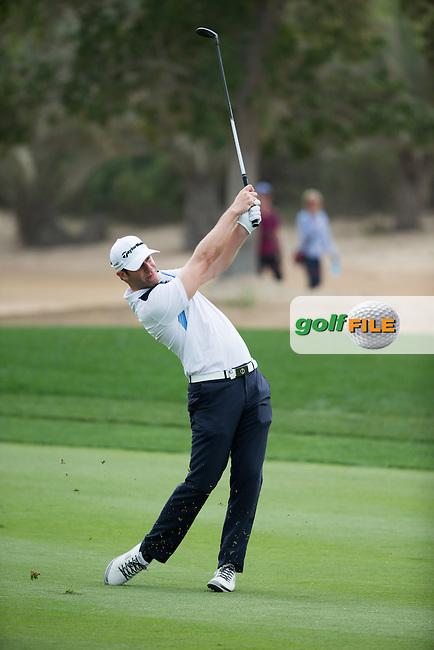 Bradley Dredge (WAL) during the final round of the Abu Dhabi HSBC Championship, Abu Dhabi Golf Club, Abu Dhabi,  United Arab Emirates. 22/01/2017<br /> Picture: Golffile | Fran Caffrey<br /> <br /> <br /> All photo usage must carry mandatory copyright credit (&copy; Golffile | Fran Caffrey)