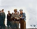 Iraq 1980 .Jalal Talabani in Nawzang .Irak 1980 .A Nawzang, Jelal Talabani
