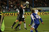 Sven Ulreich (D) rettet<br /> U21 Deutschland vs. Israel *** Local Caption *** Foto ist honorarpflichtig! zzgl. gesetzl. MwSt. Auf Anfrage in hoeherer Qualitaet/Aufloesung. Belegexemplar an: Marc Schueler, Alte Weinstrasse 1, 61352 Bad Homburg, Tel. +49 (0) 151 11 65 49 88, www.gameday-mediaservices.de. Email: marc.schueler@gameday-mediaservices.de, Bankverbindung: Volksbank Bergstrasse, Kto.: 151297, BLZ: 50960101