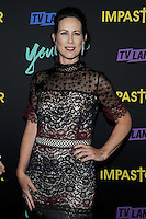 NEW YORK, NY - SEPTEMBER 27: Miriam Shor from the cast of 'Younger'  attends the 'Younger' Season 3 and 'Impastor' Season 2 New York premiere party at Vandal on September 27, 2016 in New York City.   Photo Credit: John Palmer/MediaPunch
