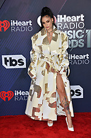 Kehlani at the 2018 iHeartRadio Music Awards at The Forum, Los Angeles, USA 11 March 2018<br /> Picture: Paul Smith/Featureflash/SilverHub 0208 004 5359 sales@silverhubmedia.com