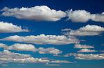 Cloud formations, Utah, USA