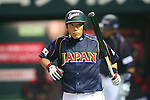 Hirokazu Ibata (JPN), .MARCH 6, 2013 - WBC : .2013 World Baseball Classic .1st Round Pool A .between Japan 3-6 Cuba .at Yafuoku Dome, Fukuoka, Japan. .(Photo by YUTAKA/AFLO SPORT) [1040]