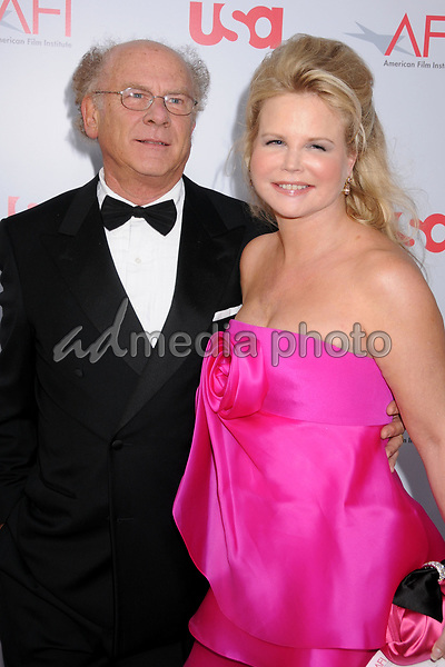 12 June 2008 - Hollywood, California - Art Garfunkel and guest. 36th Annual AFI Life Achievement Award at the Kodak Theatre. Photo Credit: Byron Purvis/AdMedia
