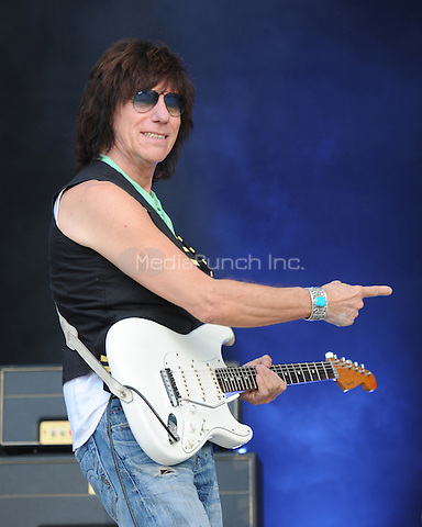 WEST PALM BEACH, FL - MAY 1 : Jeff Beck performs at Sunfest on May 1, 2011 in West Palm Beach Florida. © MPI04 / Media Punch Inc.