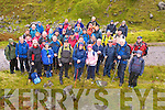 A large group of climbers turned out on Saturday to brave the elements for the RNLI charity climb of Carrauntoohil which was organised by the Sneem RNLI committee...