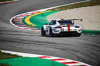 #91 PORSCHE GT TEAM (DEU) PORSCHE 911 RSR 19 LMGTE PRO GIANMARIA BRUNI (ITA) RICHARD LIETZ (AUT)