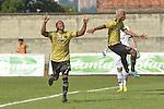 Itagui vencio 3x0 Chico en la liga postobon torneo apertura del futbol colombiano