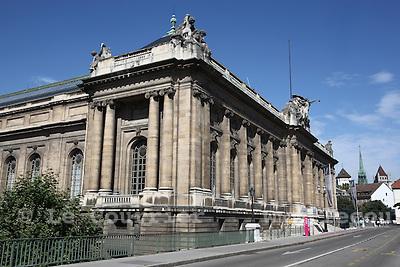 Genève, le 27.07.2009.Musée d'art et d'histoire..© Le Courrier / J.-P. Di Silvestro