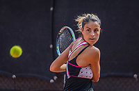 Rotterdam, Netherlands, August21, 2017, Rotterdam Open, Alice Moroni (ITA)<br /> Photo: Tennisimages/Henk Koster