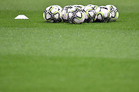 Puma balls on the pitch ahead the Nations League League A group 3 football match between Italy and Portugal at stadio Giuseppe Meazza, Milano, November, 17, 2018 <br /> Foto Andrea Staccioli / Insidefoto