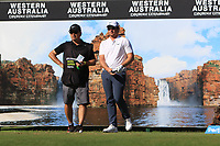 Sam Horsfield (ENG) in action on the 12th during Round 2 of the ISPS Handa World Super 6 Perth at Lake Karrinyup Country Club on the Friday 9th February 2018.<br /> Picture:  Thos Caffrey / www.golffile.ie<br /> <br /> All photo usage must carry mandatory copyright credit (&copy; Golffile   Thos Caffrey)