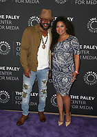 "BEVELY HILLS, CA - March 29: Rockmond Dunbar, Maya Gilbert, At 2017 PaleyLive LA Spring Season - ""Prison Break"" At The Paley Center for Media  In California on March 29, 2017. Credit: FS/MediaPunch"