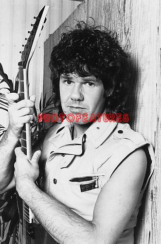 Gary Moore 1984.© Chris Walter
