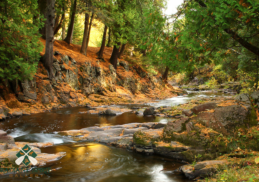 &quot;Fall in Lester Park&quot;<br />