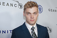 Levi Meaden makes an appearance at The GEANCO Foundation's annual Hollywood fundraiser.