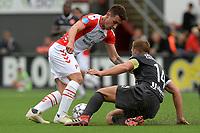 EMMEN - Voetbal, FC Emmen - Almere City, voorbereiding seizoen 2019-2020, 14-07-2019,  FC Emmen speler Marko Kolar