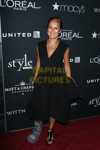 NEW YORK, NY -  SEPTEMBER 18: Maria Cornejo at the 2014 Vanidades Icons Of Style Awards at the Mandarin Oriental in New York City on September 18, 2014.<br />  <br /> CAP/MPI/DIE<br /> &copy;Diego Corredor/ MediaPunch/Capital Pictures