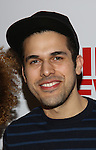 Joel Perez attends the opening night party for the New Group Production of Wallace Shawn's  'Evening at the Talk House' at Green Fig Urban Eatery on 2/16/2017 in New York City.