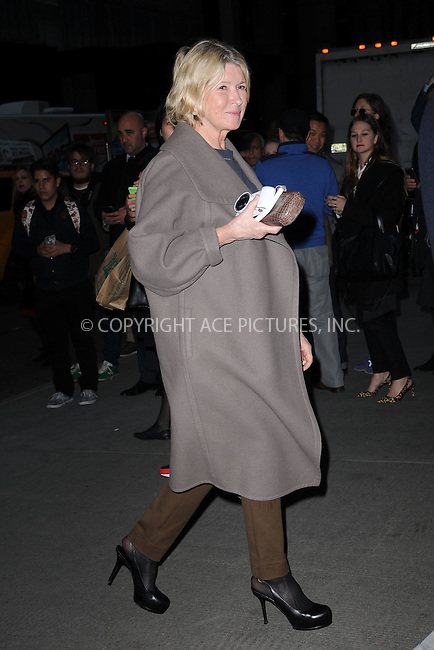 WWW.ACEPIXS.COM<br /> March 30, 2015 New York City<br /> <br /> Martha Stewart attending Woman in Gold Screening at the MoMa on March 30, 2015 in New York City. <br /> <br /> By Line: Kristin Callahan/ACE Pictures<br /> ACE Pictures, Inc.<br /> tel: 646 769 0430<br /> Email: info@acepixs.com<br /> www.acepixs.com