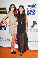 Kendall Jenner and Kylie Jenner at the 19th Annual Race To Erase MS - 'Glam Rock To Erase MS' event at the Hyatt Regency Century Plaza on May 18, 2012 in Century City, California. © mpi35/MediaPunch Inc.