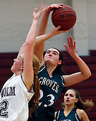 Birmingham Groves at Birmingham Seaholm, girls varsity basketball, 12/10/10
