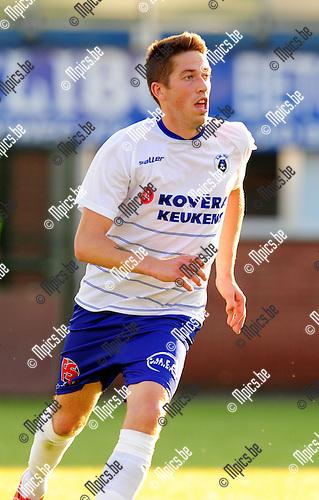 2014-07-23 / Voetbal / seizoen 2014-2015 / KSK Heist / Gwen Jacobs<br /><br />Foto: mpics.be
