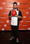 Raul Castillo attends the 30th Annual Second Stage All-Star Bowling Classic at Lucky Strike on January 30, 2017 in New York City.