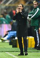 Fussball International  Freundschaftsspiel   14.11.2012 Italien - Frankreich Trainer Cesare Prandelli (Italien)