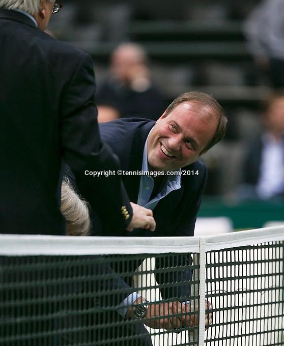 11-02-14, Netherlands,Rotterdam,Ahoy, ABNAMROWTT,<br /> Photo:Tennisimages/Henk Koster