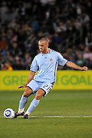 Julien Baudet...Kansas City Wizards defeated Colorado Rapids 1-0 at Community America Ballpark, Kansas City, Kansas.