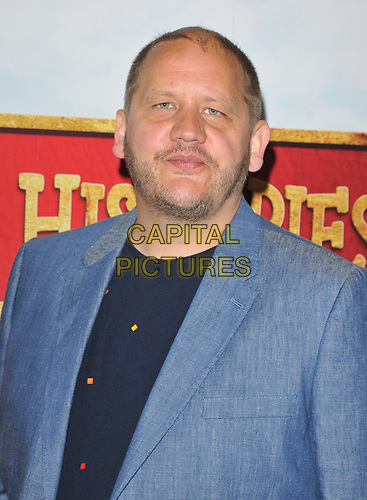 "Tony Way at the ""Horrible Histories: The Movie - Rotten Romans"" world film premiere, Odeon Luxe Leicester Square, Leicester Square, London, England, UK, on Sunday 07th July 2019.<br /> CAP/CAN<br /> ©CAN/Capital Pictures"