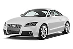 Front three quarter view of a 2008 - 2010 Audi TTS 3 Door Coupe 2WD
