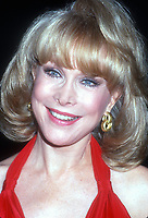 Barbara Eden, 1991, Photo By Michael Ferguson/PHOTOlink