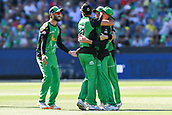 10th February 2019, Melbourne Cricket Ground, Melbourne, Australia; Australian Big Bash Cricket, Melbourne Stars versus Sydney Sixers; Melbourne <br />