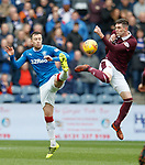 Danny Wilson and Kyle Lafferty