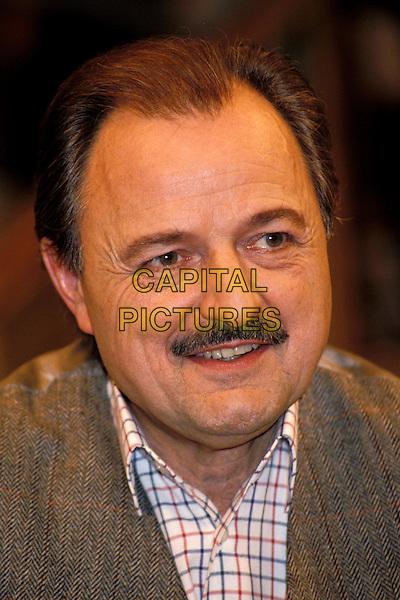 PETER BOWLES.moustache.Ref: 997.www.capitalpictures.com.sales@capitalpictures.com.© Capital Pictures