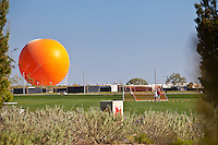 The Balloon At North Lawn In The Great Park At Irvine