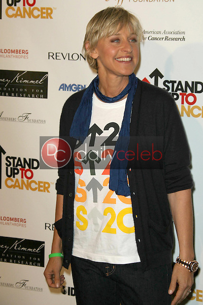 Ellen DeGeneres<br />at Stand Up To Cancer. Kodak Theater, Hollywood, CA. 09-05-08<br />Dave Edwards/DailyCeleb.com 818-249-4998