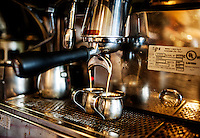 Coffee shop in Breckenridge, Colorado, Wednesday March 21, 2012...Photo by Matt Nager