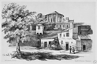 Lith. Contantin, a Toulouse. Spain circa 1020.