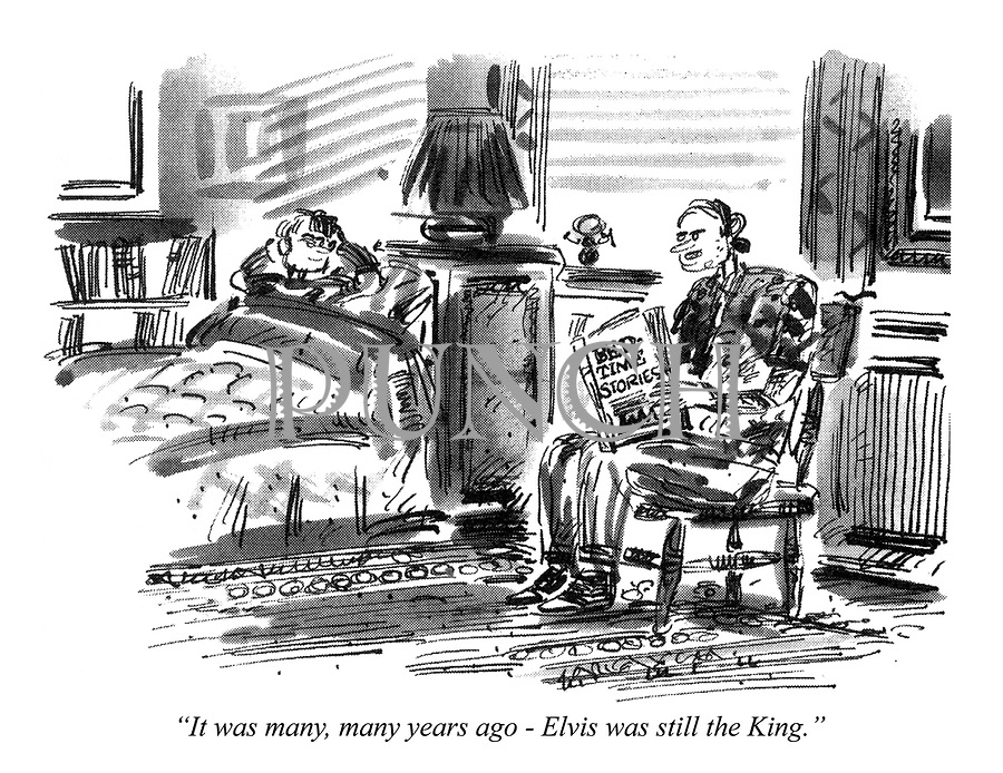 """""""It was many, many, years ago - Elvis was still the King."""""""