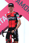 Teejay Van Garderen (USA) BMC Racing Team at the Team Presentation in Alghero, Sardinia for the 100th edition of the Giro d'Italia 2017, Sardinia, Italy. 4th May 2017.<br /> Picture: Eoin Clarke | Cyclefile<br /> <br /> <br /> All photos usage must carry mandatory copyright credit (&copy; Cyclefile | Eoin Clarke)