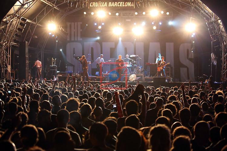 The Specials. Festival Cruilla BCN 2012.