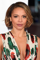 Carmen Ejogo at the 2017 EE British Academy Film Awards (BAFTA) held at The Royal Albert Hall, London, UK. <br /> 12 February  2017<br /> Picture: Steve Vas/Featureflash/SilverHub 0208 004 5359 sales@silverhubmedia.com